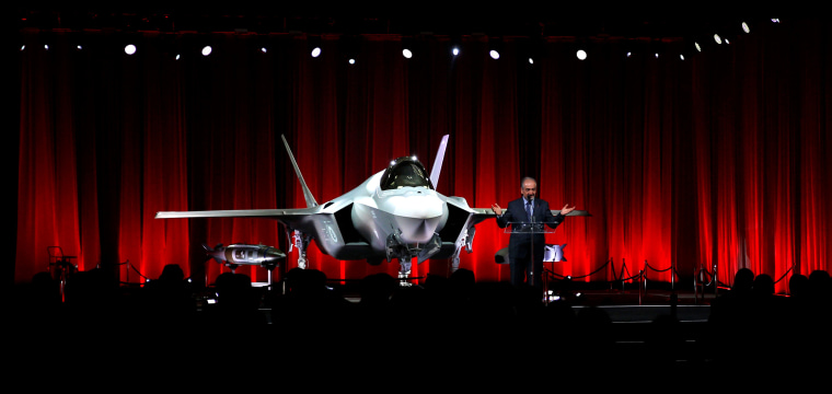U.S. booting Turkey from fighter program over Russian arms deal