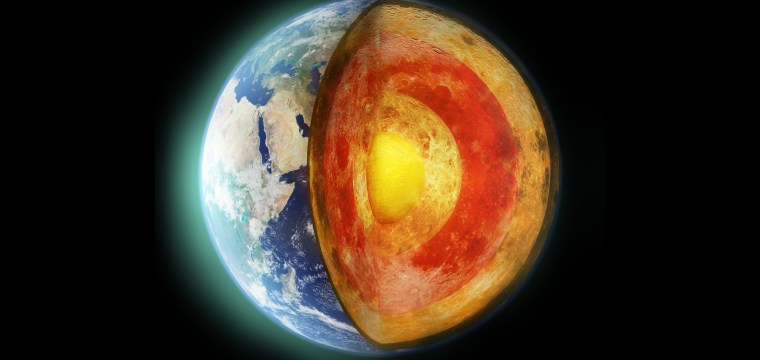 Earth's core has been leaking for 2.5 billion years and geologists don't know why