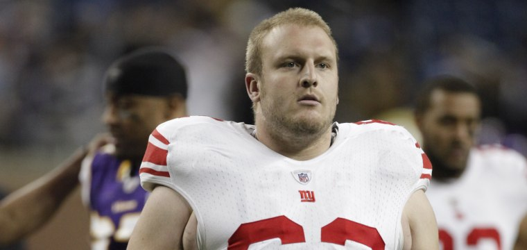 Former N.Y. Giants player Mitch Petrus dies from heat stroke in Arkansas at age 32