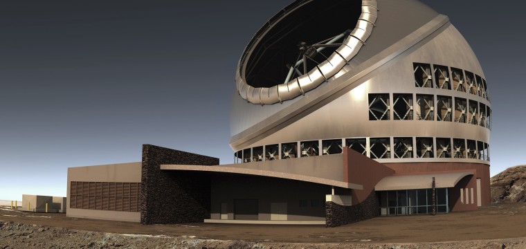 A huge telescope in Hawaii could lead us to alien life. First it has to get off the ground.