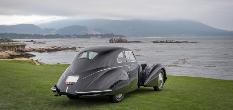 Pebble Beach Car Week: Where one-percenters can blow $48 million on a car