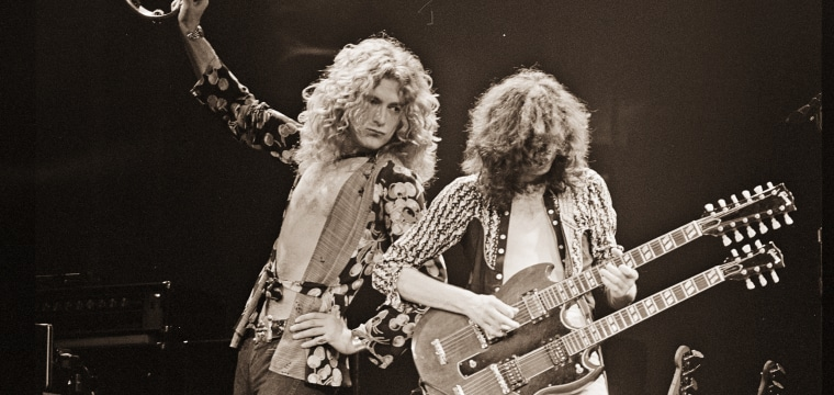 AG Barr's Justice Department has whole lotta love for Led Zeppelin