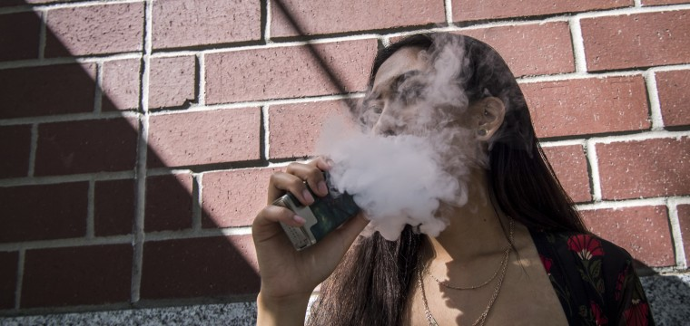 Cases of vape-related lung damage rise to at least 153