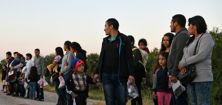 Migrant families are being separated under remain-in-Mexico policy, complaint alleges