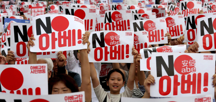 South Korea scraps intelligence-sharing pact with Japan amid bitter feud between U.S. allies
