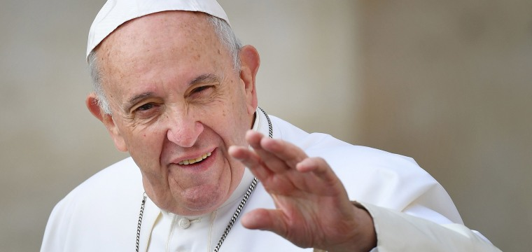 Pope urges Silicon Valley to avoid a new 'barbarism' with tech like artificial intelligence