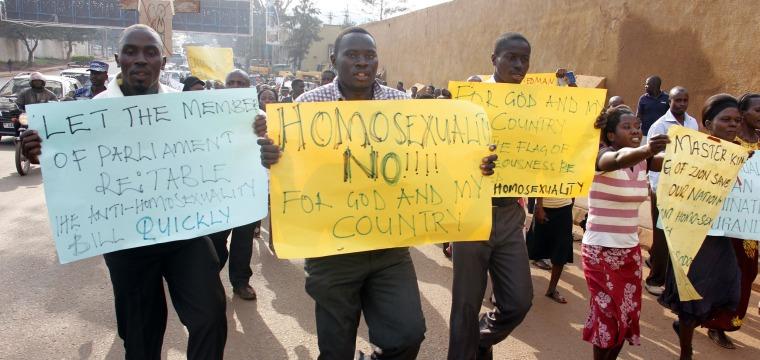 Amid 'Kill the Gays' bill uproar, Ugandan LGBTQ activist is killed