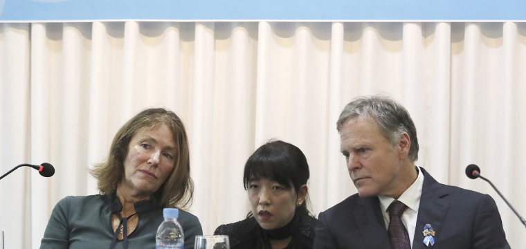 Parents of late U.S. hostage Otto Warmbier chasing North Korean assets
