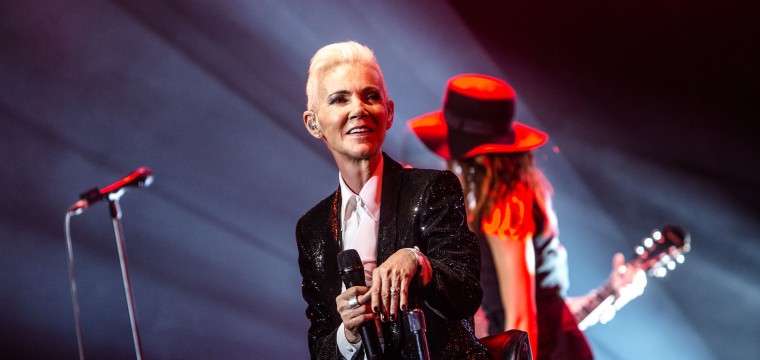 Singer Marie Fredriksson of Swedish duo Roxette dies following battle with cancer