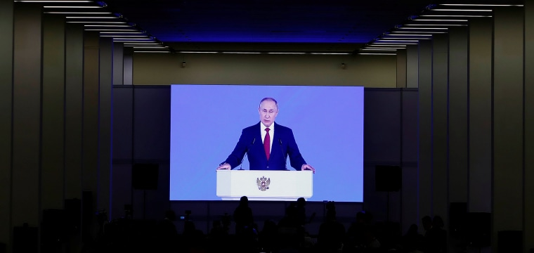 Putin's changes to Russia's constitution seen by many as a grand power-grab