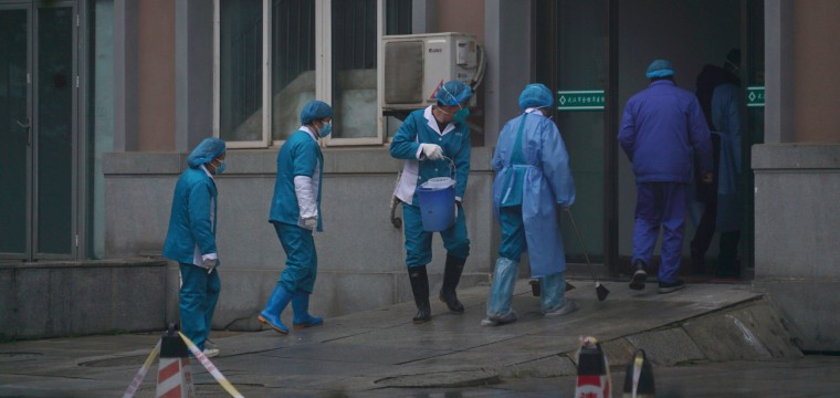 China virus toll rises to nine as officials tackle growing epidemic