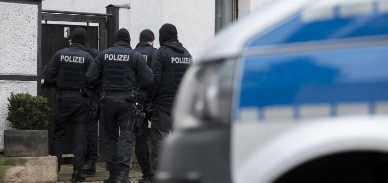 Germany bans neo-Nazi group Combat 18