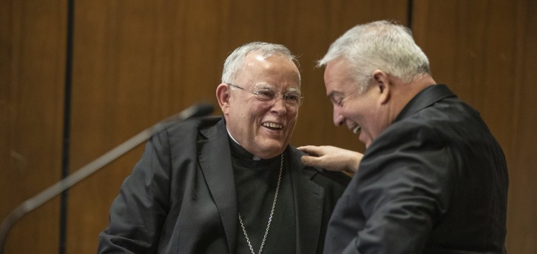 Pope Francis replaces conservative Philadelphia archbishop with ally