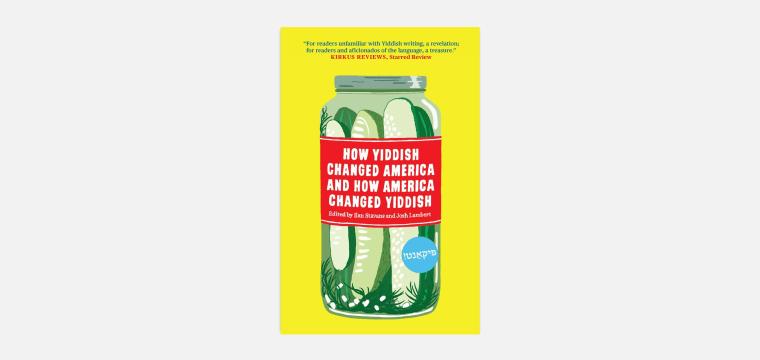 'Latkes con mole?' A 'postrom' sandwich? New book explores Yiddish influence on the Americas