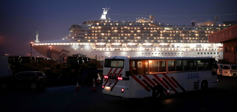 Coronavirus challenges $45 billion cruise industry