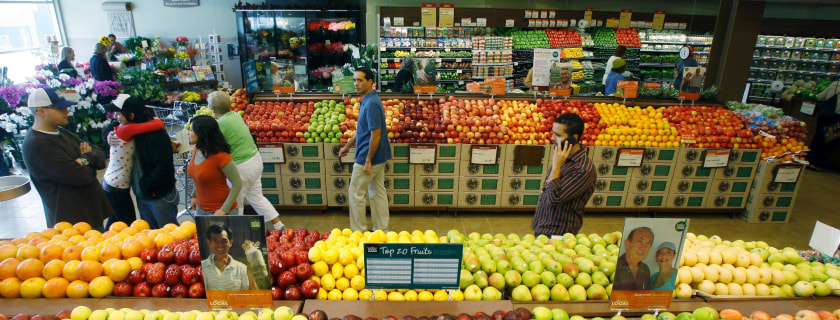 Food and Drug Administration's New Rules Aim For Clean Fruit, Veggies