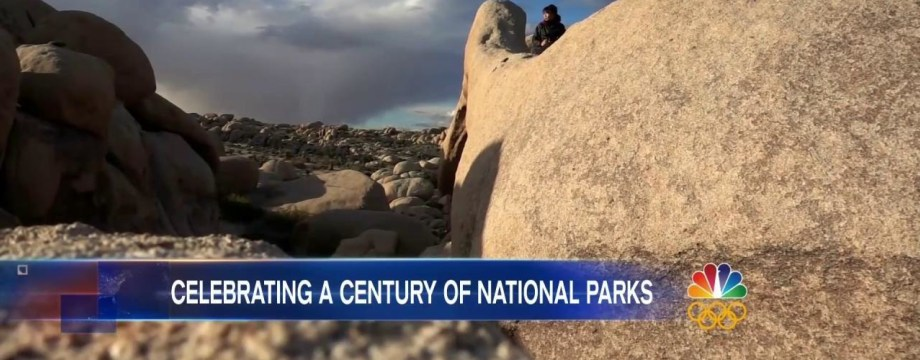 National Park Service Celebrates 100th Anniversary