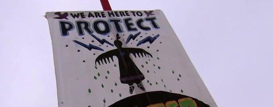 Dakota Pipeline Protesters Face Critical Moment as Deadline Approaches