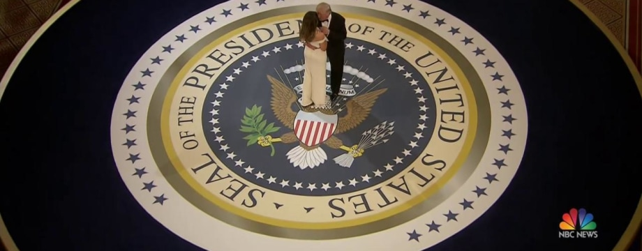 The Sights and Sounds President Trump's Inaugural Balls
