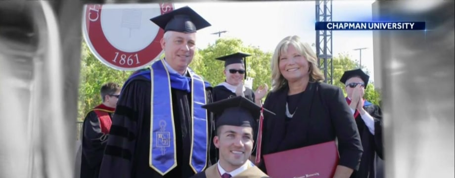 Mom Receives Honorary Degree After Attending Every Class with Son