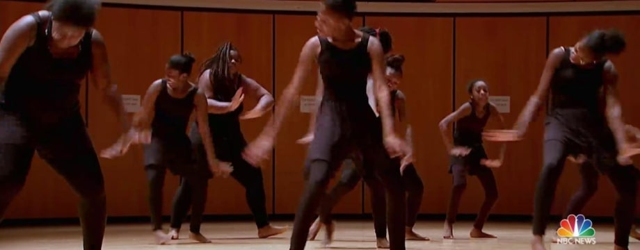 Alvin Ailey Dance Camp Helps Kids Find Their Voice
