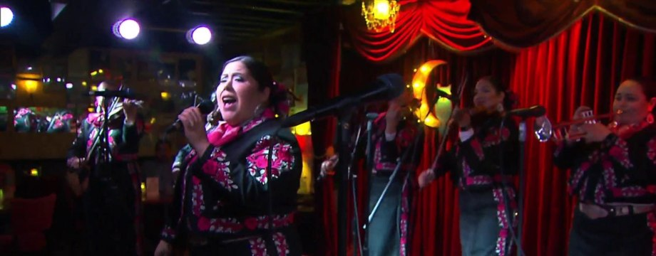 Wave of women making mariachi their own