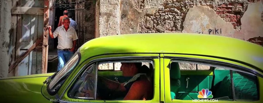 Hot Spot: Tourists Flock to Cuba Before It Loses Old World Charm