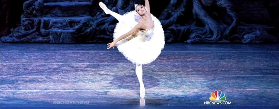 Ballerina Misty Copeland Dances Her Way Into Ballet History