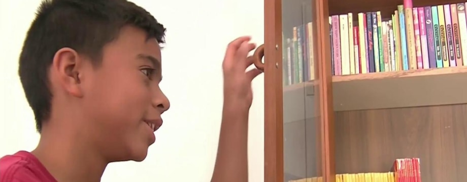12-Year-Old Boy Gets Hundreds of Books After Mailman's Plea Goes Viral