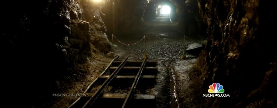 Hidden Treasure: The Mystery of the Nazi Gold Train