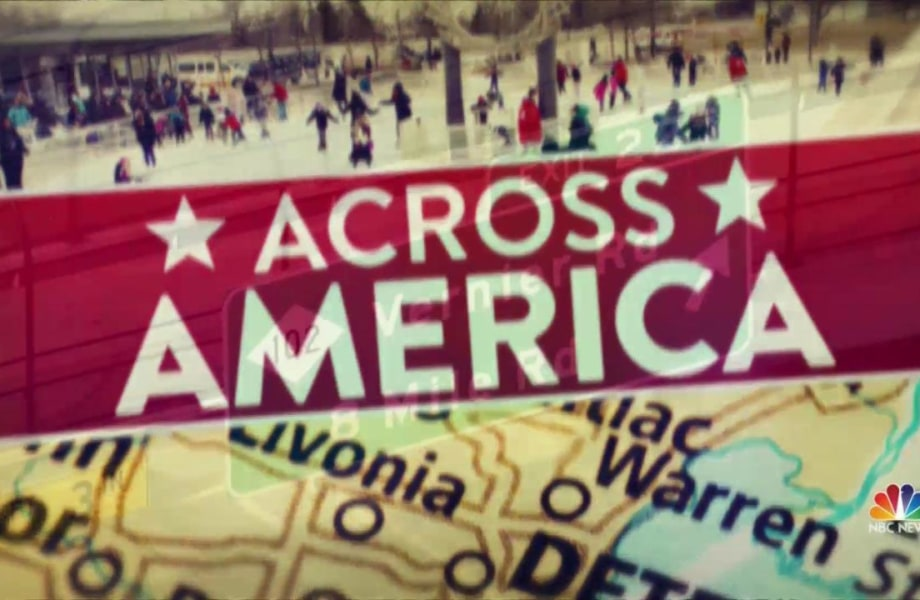 Across America: Hopes and Fears in Michigan Ahead of Inauguration