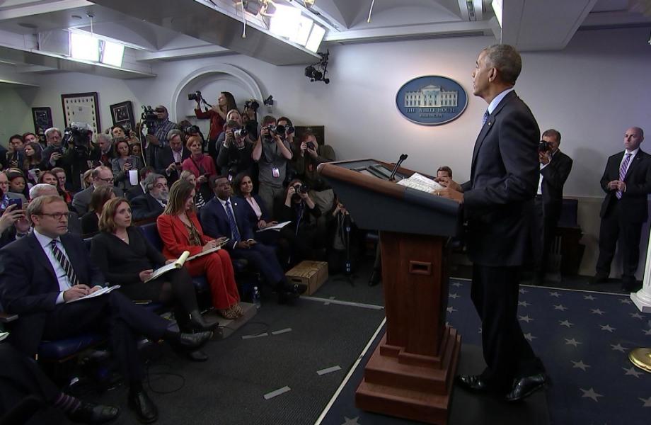 Obama Praises Free Press: 'Our Democracy Needs You'