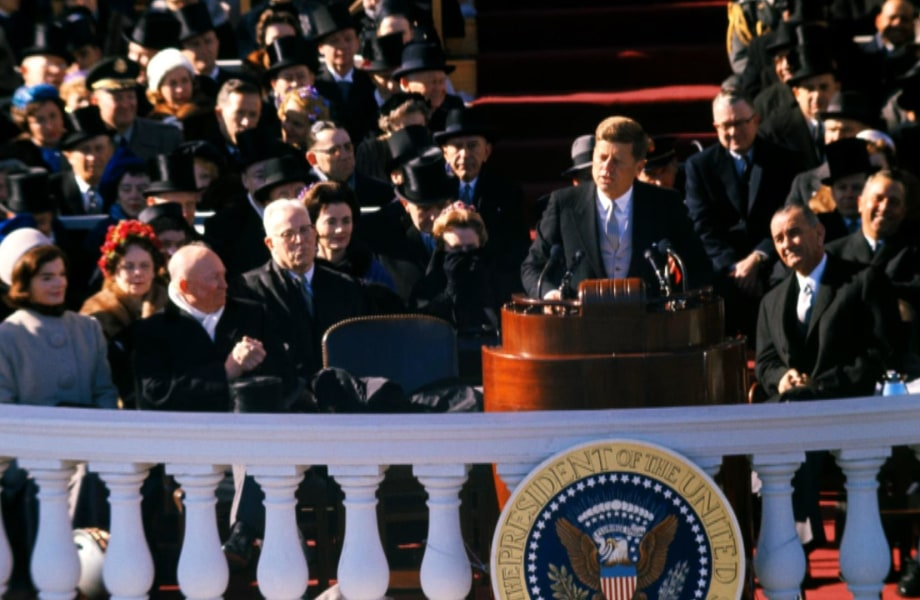 A Brief History of US Inauguration Speeches