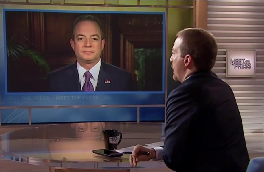 Full Priebus Interview: 'Vice President is in the Loop on Everything'