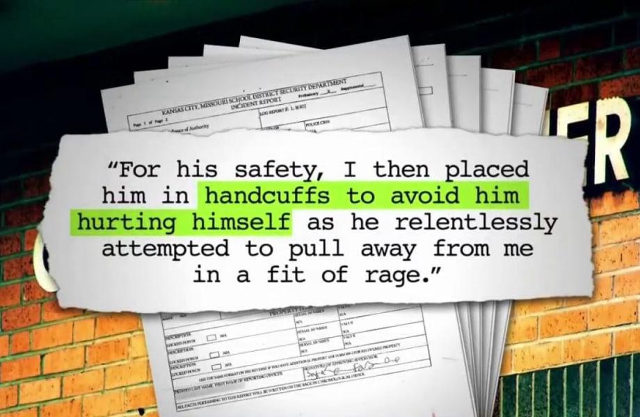 Kids in Cuffs: An NBC News Investigation into Police Arrests of Children in Schools