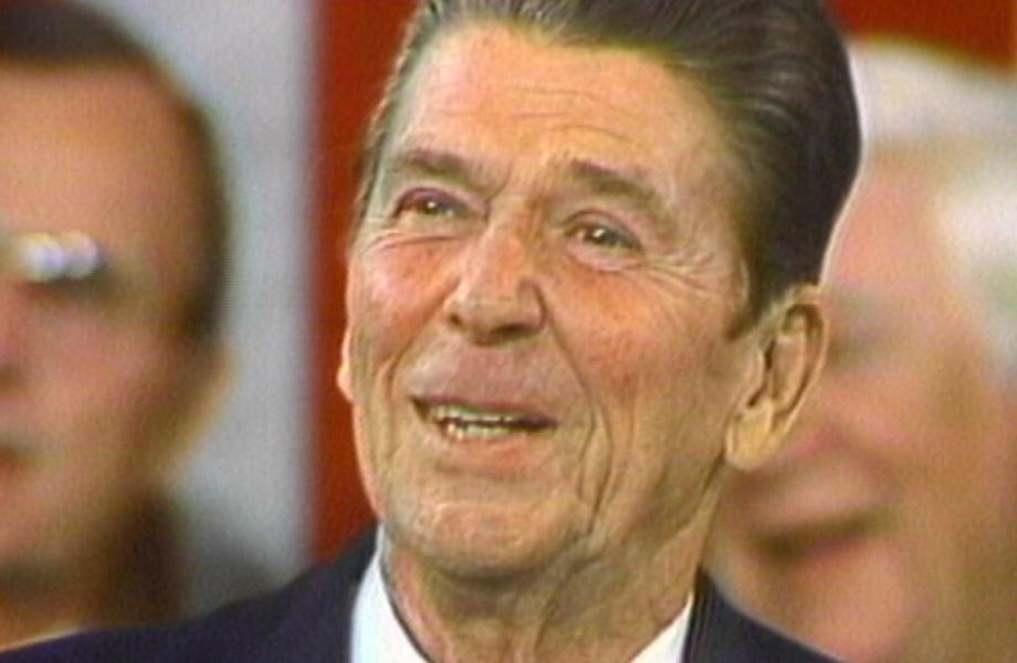 1981: President Reagan Addresses Congress After Assassination Attempt