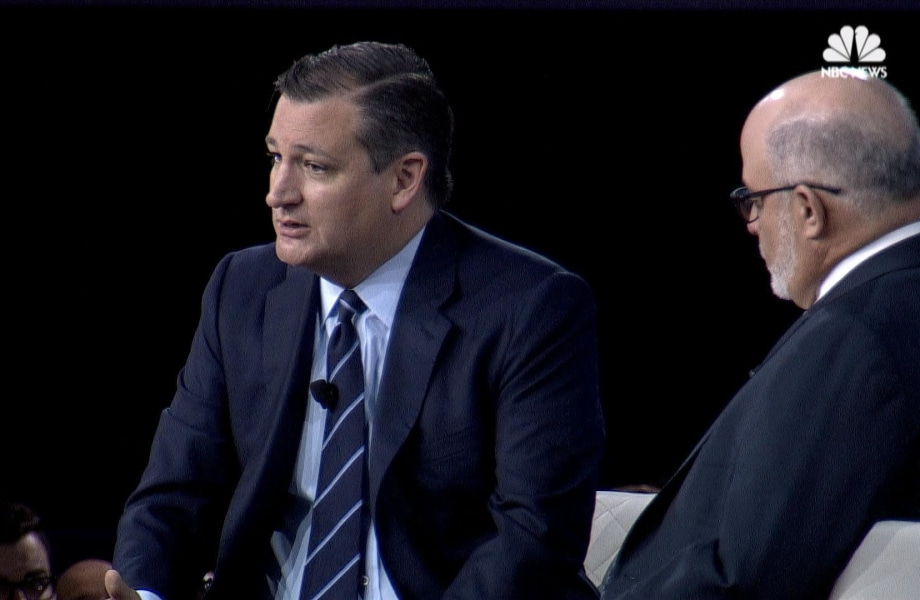 Cruz at CPAC: 'Hold Us Accountable… Let's Do What We Promised'