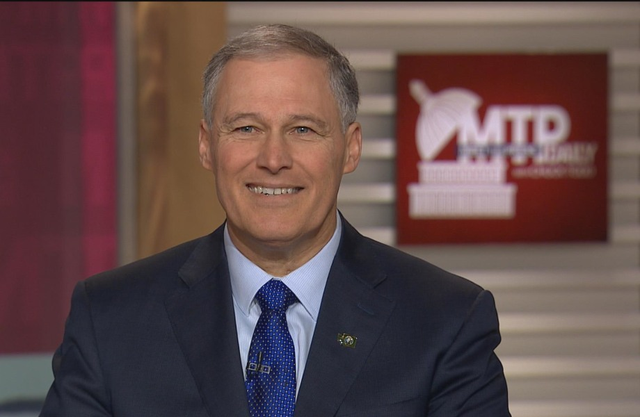 Gov. Inslee on Being a Democrat in the Age of Trump