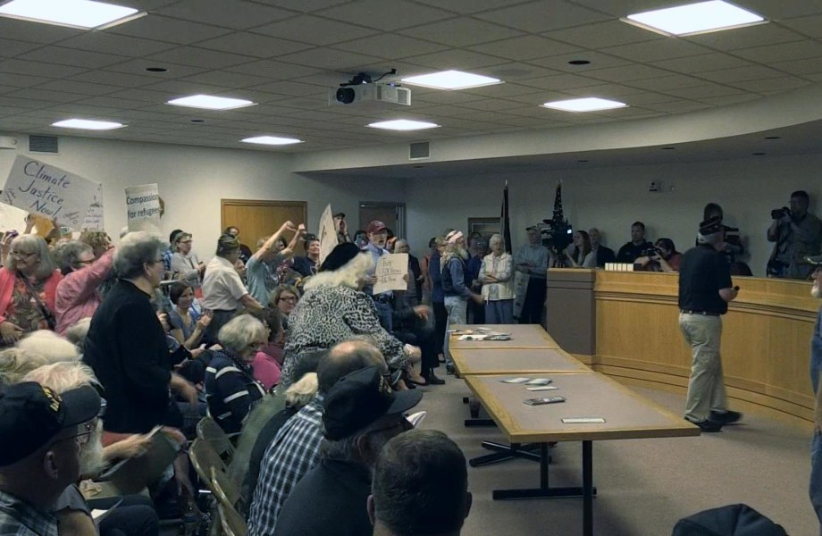 GOP Town Halls Face Angry Constituents