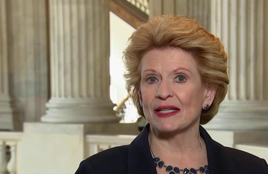 Stabenow to Trump: 'Go Back To Drawing Board' on SCOTUS Pick