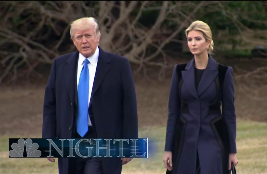 It's Official: Ivanka Trump is a Federal Employee