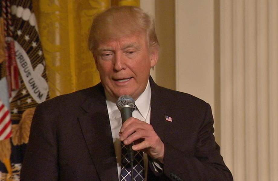 Trump: Health Care Deal Will Come 'Very Quickly'