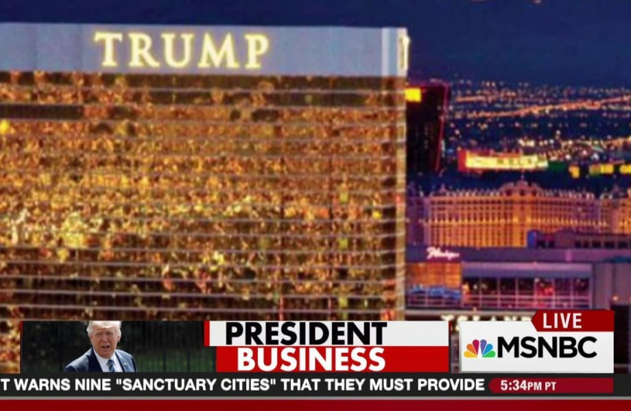 Trump companies sitting on $250M+ of property