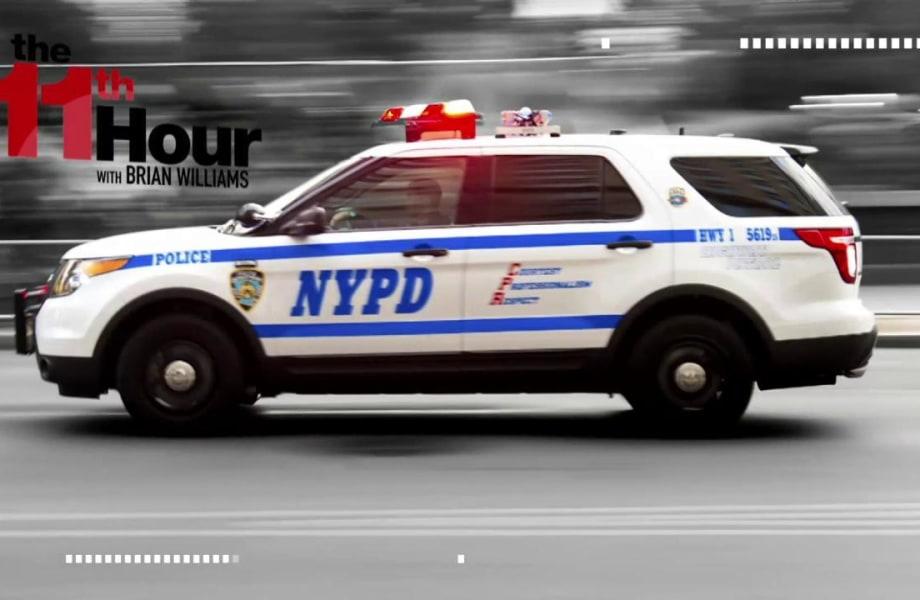 NYC officials blast Trump's DOJ for calling city 'soft on crime'