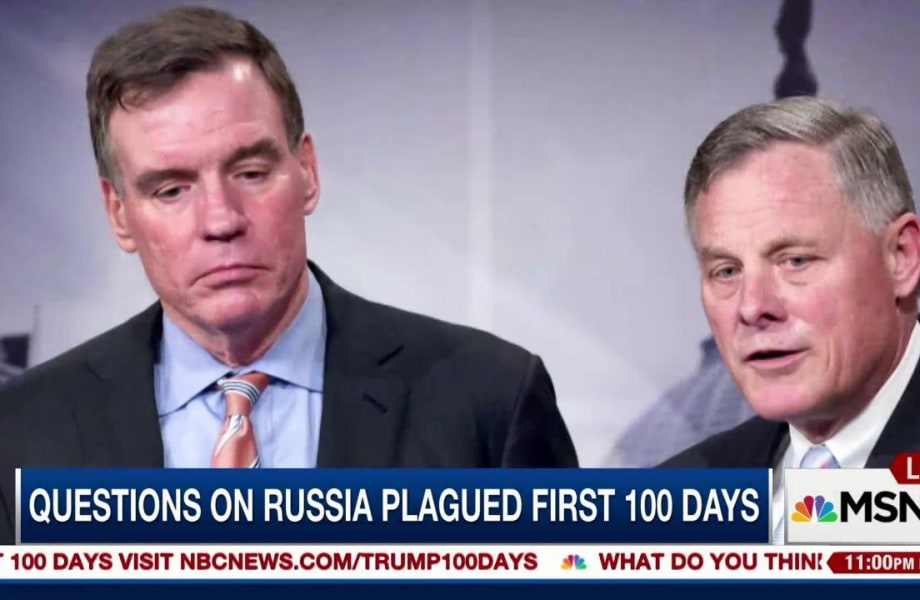 Dems reportedly upset as Senate Russia investigation stalls