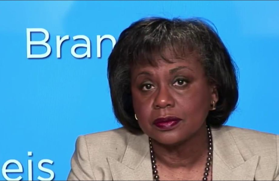 Anita Hill: Sexual harassment is a cultural problem
