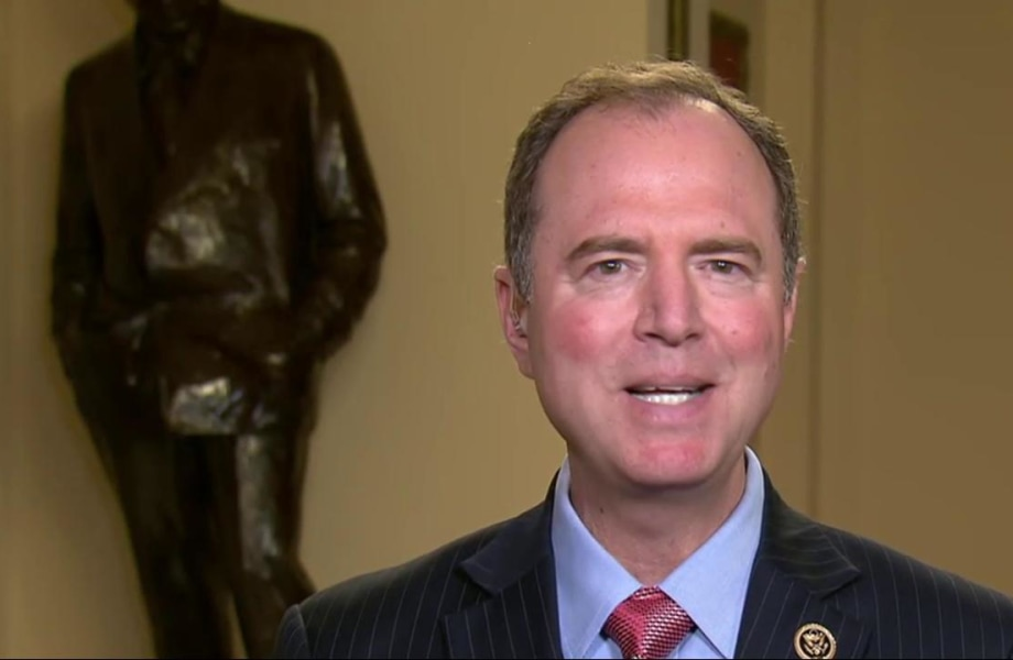 Rep. Schiff: WH seems to be hiding info about Flynn from gov't