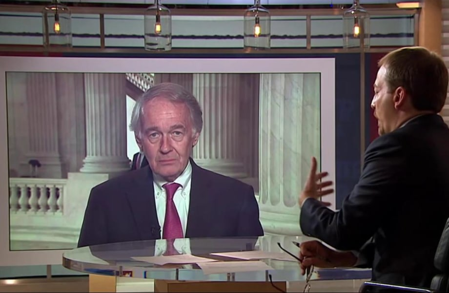 Sen. Markey: Americans Don't Want 'Accidental War' in N. Korea