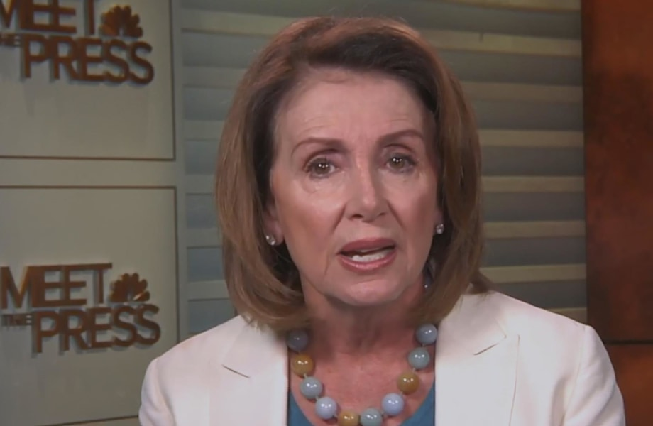 Pro-Life Democrats? Pelosi Says 'Of Course'