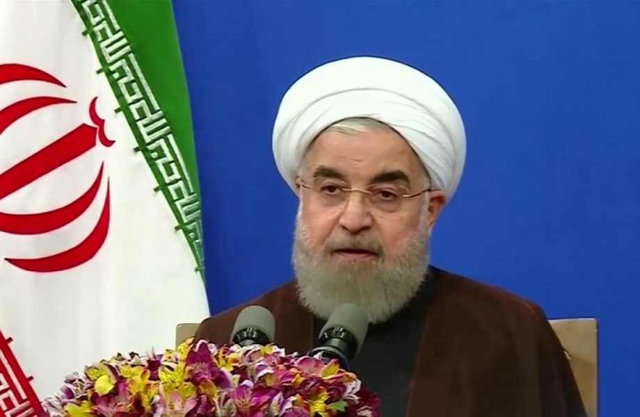Iran's Pres. Rouhani Wins Re-Election in a Landslide